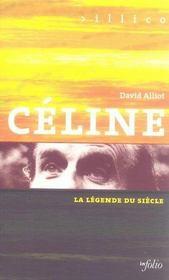 Céline, la légende du siècle - Intérieur - Format classique