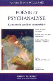 Poesie et psychanalyse ; essais sur le conflit et la culpabilite - Couverture - Format classique