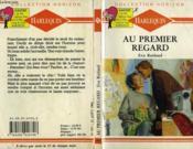 Au Premier Regard - At First Sight - Couverture - Format classique