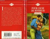 Pour Cause De Bonheur - Built To Last - Couverture - Format classique
