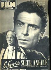 Film Complet N° 582 - Le Secret De Soeur Angele - Couverture - Format classique