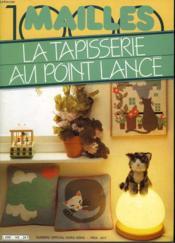 Mailles - La Tapisserie Au Point Lance - Couverture - Format classique