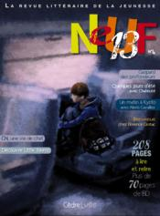 Vente livre :  NEUF 13 N.4  - Collectif