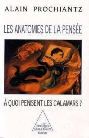 Les Anatomies De La Pensee - Couverture - Format classique