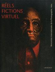 Reels, Fictions, Virtuel - Couverture - Format classique