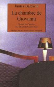 La chambre de Giovanni - Intérieur - Format classique