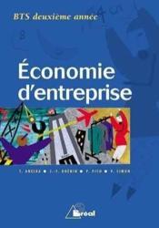 Economie d'entreprise bts 2 - Couverture - Format classique