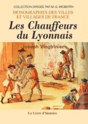 Les Chauffeurs Du Lyonnais - Couverture - Format classique
