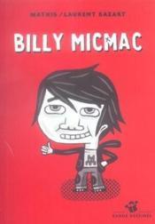 Billy micmac t.1 - Couverture - Format classique