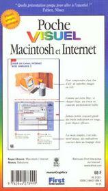 Macintosh Et Internet - 4ème de couverture - Format classique