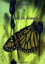 Parole De Femmes - Couverture - Format classique