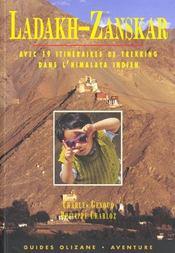 Guide - Ladakh-Zanskar - Intérieur - Format classique