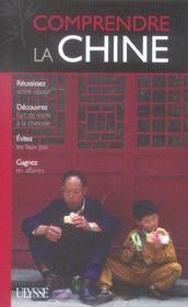 Comprendre la Chine - Intérieur - Format classique