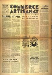 Commerce Et Artisanat N°28 du 01/06/1946 - Couverture - Format classique