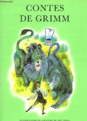 Contes De Grimm - Couverture - Format classique