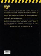 Septentryon ; intégrale t.1 à t.4 - 4ème de couverture - Format classique