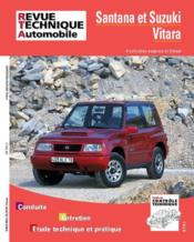 Rta 553.3 Vitara Essence Et Diesel 90-97 - Couverture - Format classique