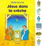 Jesus Dans La Creche - Couverture - Format classique
