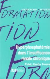 Hyperphosphatemie Dans L'Insuffisance Renale Chronique - Intérieur - Format classique