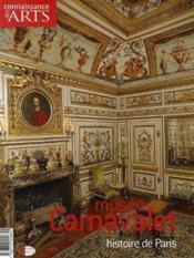 Connaissance Des Arts ; Musée Carnavalet, Histoire De Paris - Couverture - Format classique