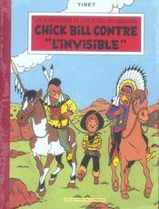 Chick Bill contre l'invisible - Intérieur - Format classique