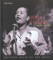 Billie holiday corps et ame  - Noel Balen