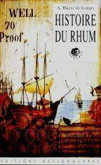 Histoire Du Rhum - Couverture - Format classique