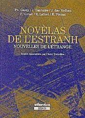 Novelas De Lestranh Nouvelles De Letrange - Couverture - Format classique