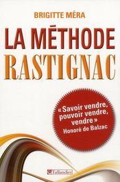 La méthode Rastignac - Couverture - Format classique