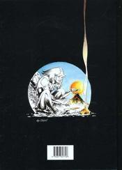 Rahan ; intégrale t.1 - 4ème de couverture - Format classique