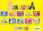 Barbapapa ; L'Arche De Barbapapa - 4ème de couverture - Format classique