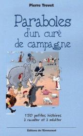 Paraboles D'Un Cure De Campagne - Tome 1 - Couverture - Format classique