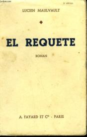 El Requete. - Couverture - Format classique