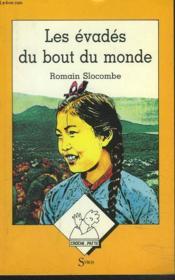 Evades Du Bout Du Monde - Couverture - Format classique