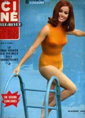 Cine Revue Tele-Revue - 46e Annee - N° 19 - The Blue Max - Couverture - Format classique