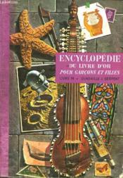 Encyclopedie Du Livre D'Or Pour Garcons Et Filles En 16 Tomes - Tome 14 - Quadrille A Serpents - Couverture - Format classique
