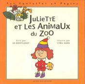 Juliette et les animaux du zoo - Intérieur - Format classique