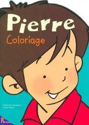 Pierre coloriage - Intérieur - Format classique