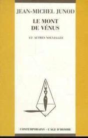 Le Mont De Venus - Couverture - Format classique