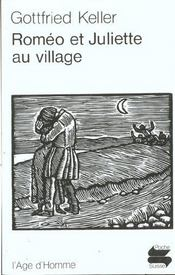 Romeo Et Juliette Au Village - Intérieur - Format classique