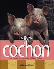 Livre Du Cochon - Intérieur - Format classique