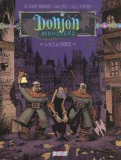 Donjon monsters t.5 ; la nuit du tombeur - Intérieur - Format classique