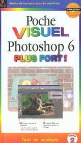Poche Visuel Photoshop 6 Plus Fort ! - Intérieur - Format classique