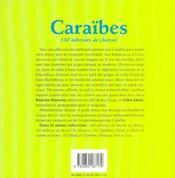 Caraibes, 130 Adresses De Charme - 4ème de couverture - Format classique