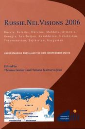 Russie. nei. visions 2006 ; understanding russia and the new independent states - Intérieur - Format classique