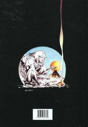 Rahan ; intégrale t.3 - 4ème de couverture - Format classique