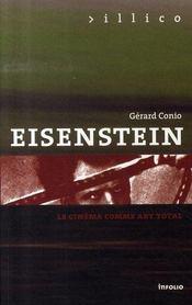 Eisenstein ; le cinéma comme art total - Intérieur - Format classique