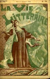 Le Berceau. Comedie En 3 Actes Et En Prose. La Vie Litteraire. - Couverture - Format classique