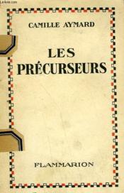 Les Precurseurs. - Couverture - Format classique