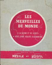 Album Les Merveilles Du Monde - La Nature Et Ses Secrets - Reves D'Hier, Realites D'Aujourd'Hui - Volume 5 - 1959-1960 + Une Image Non Collee Serie 118 Image 3 - Couverture - Format classique